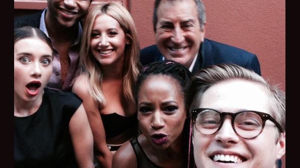 The Cast of <em>High School Musical</em> Got Together & It Was MAGICAL