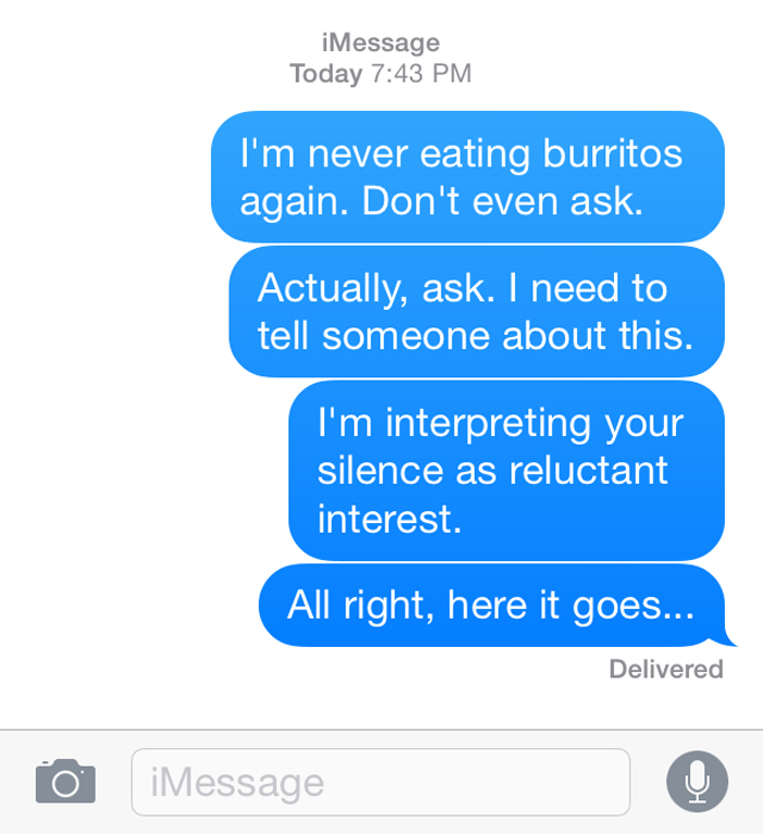How To Accidentally Text Someone To Start A Conversation