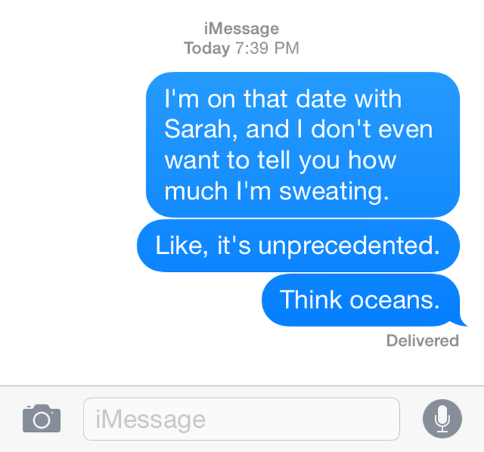 Texts to send to a guy you like