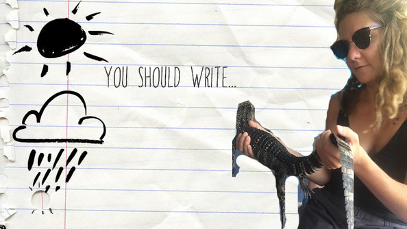 You Should Write... A Poem About Things You Cannot Remember