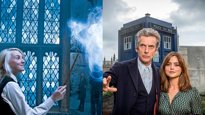 Would You Rather... (It's HARRY POTTER VS. DOCTOR WHO)