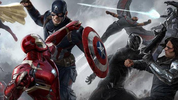 Would You Rather... (Spoiler Alert: I'm 100% Captain America Trash)