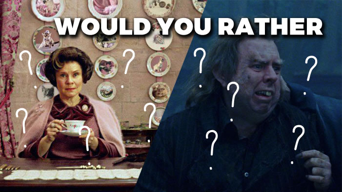 """The Ultimate Roundup of Elodie's """"Would You Rather"""" Series"""