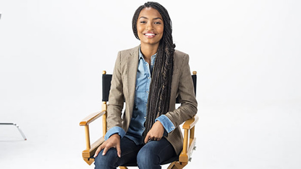 <i>Black-ish</i> Star Yara Shahidi Give Us Some Brilliant Study Tips (& Weighs in on Our Favorite Hot-Button Issue)