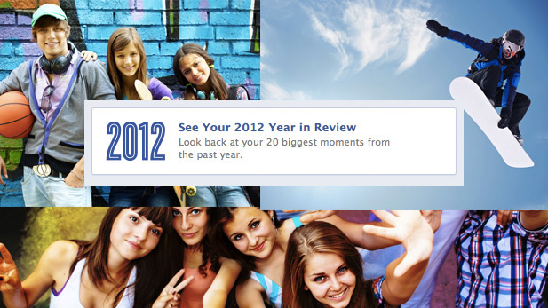 What Were The Most Significant and Share-Worthy Events of Your Year? Facebook Tells Us.