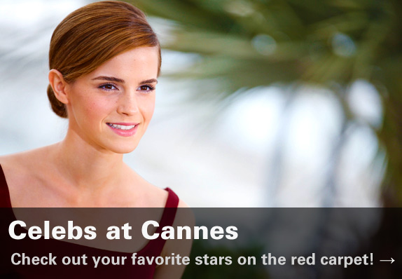 Celebs at Cannes