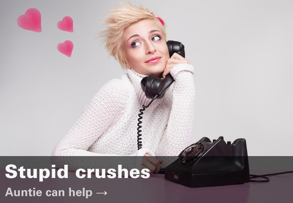 stupid crushes