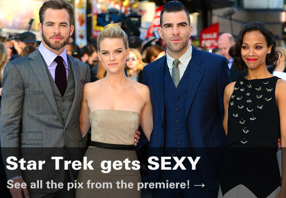 star trek gets sexy