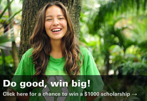 Do good, win big!