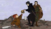 'Hamlet' from the web at 'http://img.sparknotes.com/video/shakespeare-images/thumbs/hamlet-thumb.jpg'