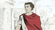 'Julius Caesar' from the web at 'http://img.sparknotes.com/video/shakespeare-images/thumbs/juliuscaesar-thumb.jpg'
