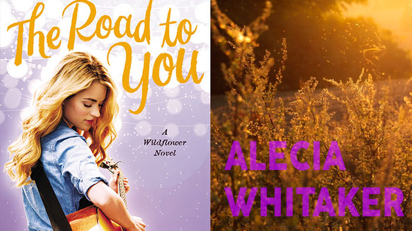 YA Author Alecia Whitaker Talks to Us About <i>Wildflower</i>, Country Music and the Music Competition You Need to Enter!