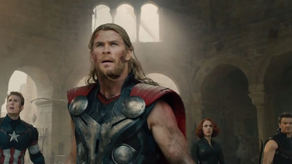 The <i>Avengers 2: Age of Ultron</i> Trailer Is Here and Our Hearts Have Leaked