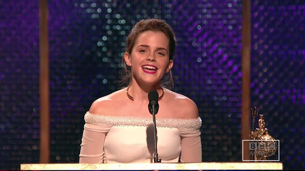 Emma Watson Just Gave the Best Speech About the Death of a Hamster Ever