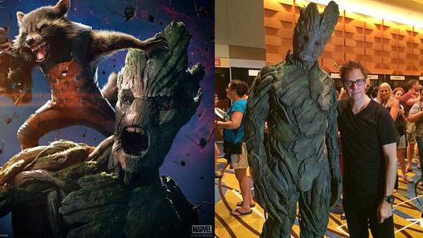 It's the All-Groot Fan Hour