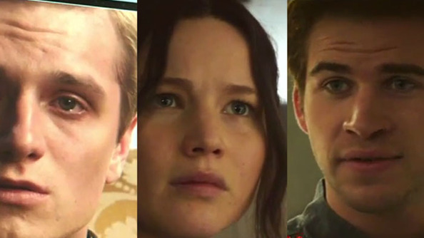 Kale And Peetniss Go Head to Head in New <i>Mockingjay</i> Clip