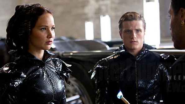 There Is Going to Be a <i>Hunger Games</i> Live Arena Show *Whistles*