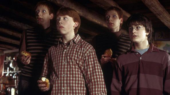 Post-Finals Week at Hogwarts: A Fanfic