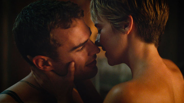 The New <i>Insurgent</i> Trailer Doesn't Shut Us Down, It Wakes Us Up!