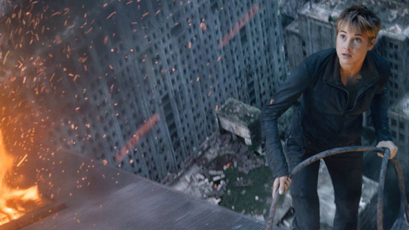 Chop Your Hairs Off, We Have the <i>Insurgent</i> Teaser Trailer