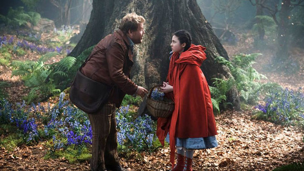 I Wish, More Than Anything, That Disney Gets <i>Into The Woods</i> Right