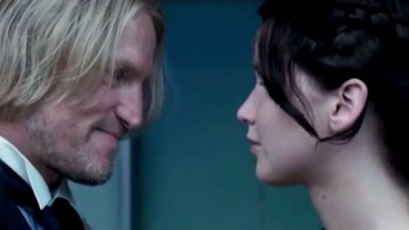 Haymitch Is Katniss's True Love, We Can Prove It