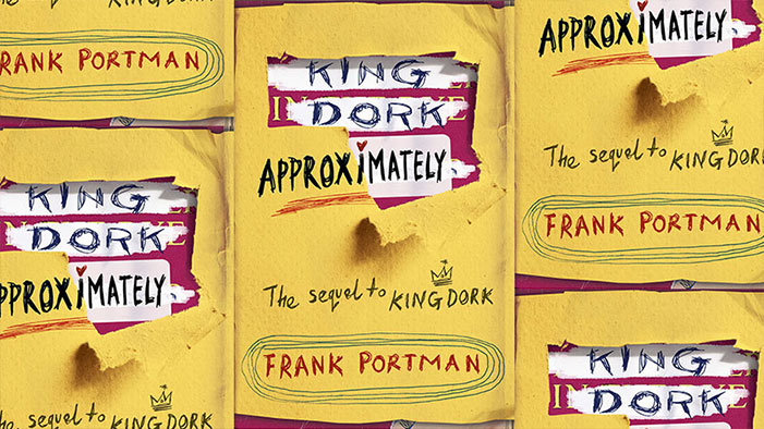 We Have a TASTY SNEAK PEEK of <i>King Dork Approximately</i> Even Though it Isn't Out Until December!