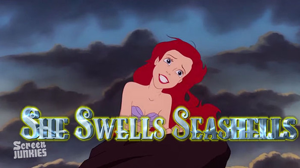 "Warning: This ""Honest Trailer"" Might Ruin <i>The Little Mermaid</i> for You Forever"