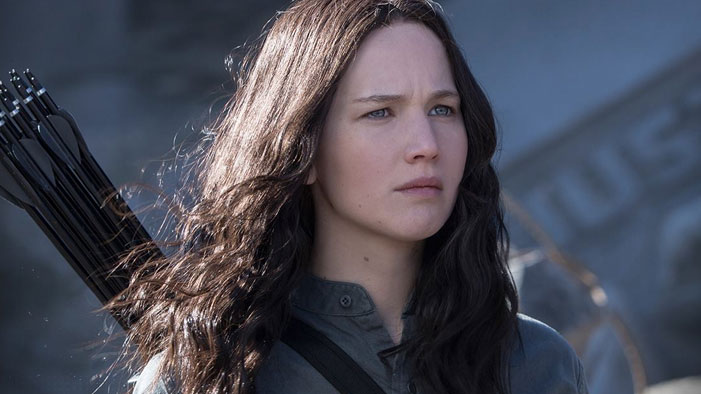 SparkLife » Review: The Hunger Games: Mockingjay Part 1 ...