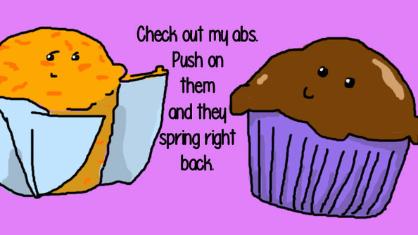 The Best Muffin Pickup Lines