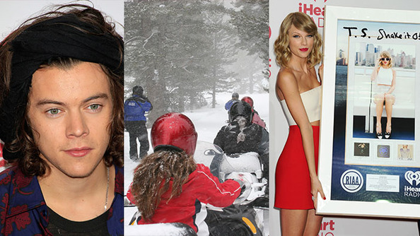 Taylor Swift Wrote a Song About Harry Styles (ACCORDING TO FORENSICS) and it Is Harrylicious