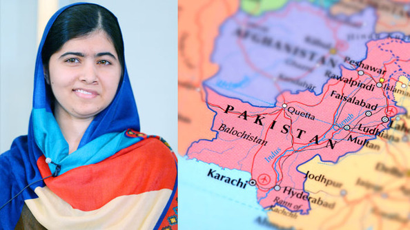 Malala Speaks Out in Solidarity With Victims of Pakistani School Attack