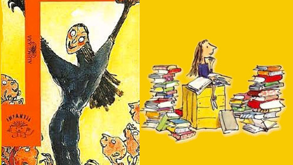 10 Things You Didn't Know About Quentin Blake