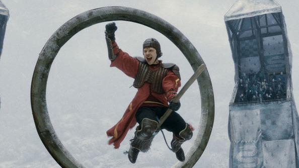 Want to Be a Quidditch Champion? Climb Aboard Your Nimbus and Watch This Documentary!