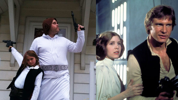 This Dad Has the Best Princess Leia Cosplay We Have Seen in AGES, Wins the Universe