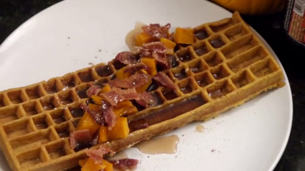 Get Your Keyboard Waffle Iron Here!