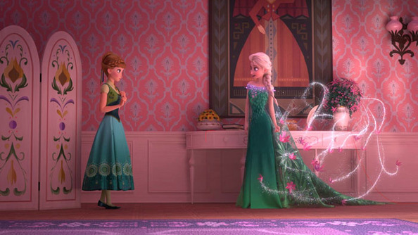 YAAS: Watch the Trailer for <i>Frozen Fever</i>