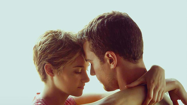 All the Highs, Lows, and Sprinting Theo Jameses in the <i>Allegiant: Part 1</i> Teaser Trailer