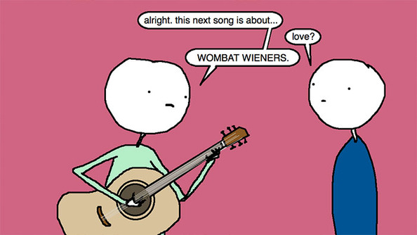 Auntie SparkNotes: How Can I Write a Sneaky Love Song?