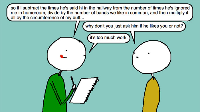 Auntie SparkNotes: Did He Ever Like Me? Is It Too Late?! | The