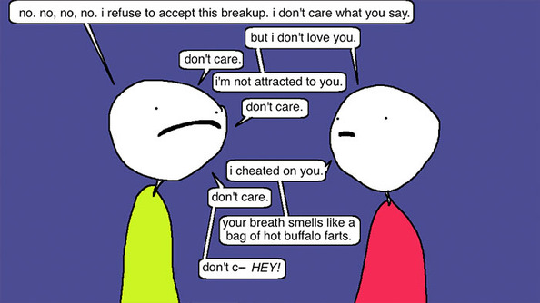 Auntie SparkNotes: How Can I Distance Myself from My Needy Sorta-Boyfriend?