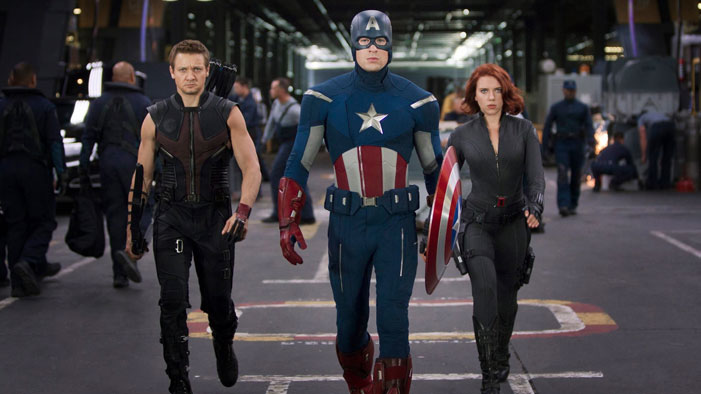 Captain America and Hawkeye Make Not-So-Super Comment About Black Widow