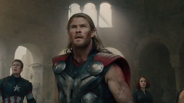 New <i>Avengers: Age of Ultron</i> Trailer Full of Evil Baymax and Lots of Sadface