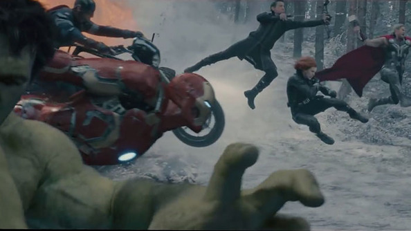Marvel's New <i>Avengers: Age of Ultron</i> Trailer Proves Ultron Just Needs Some Alone Time