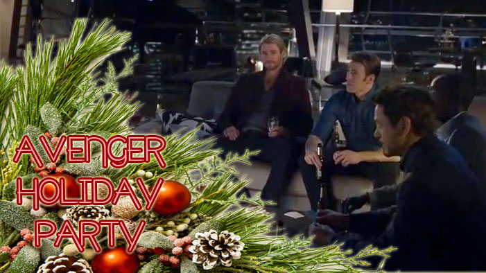 Quiz: Which Avenger Should You Spend The Holidays With?