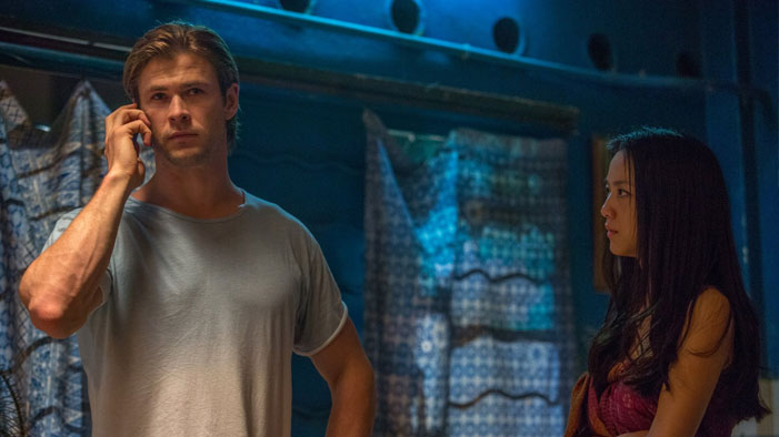 Action Film <i>Blackhat</i> Lets Chris Hemsworth Flex His Coding Muscles Against a New Kind of Monster