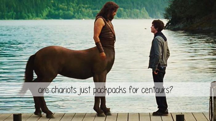 SparkLife » Centaurs, Ranked
