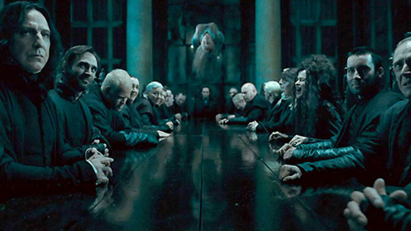 Death Eater Meeting Minutes, March 11