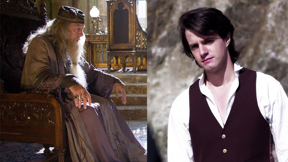 "Incredible <i>Harry Potter</i> Fan Video ""The Greater Good"" Brings Us Young Dumbledore and Young Grindewald and a Mad Wand Fight"
