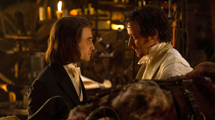 We Need to Talk About Daniel Radcliffe's Hair in the <i>Victor Frankenstein</i> Trailer